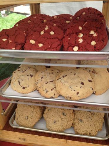 Souffle cookies