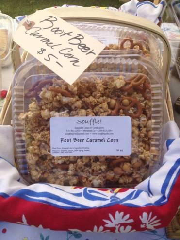 souffle rb caramel corn
